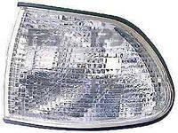 Указатель поворота BMW 7 E38 '94-02 левый, белый (DEPO)