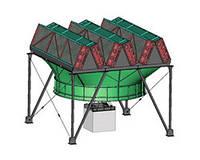 Аппараты воздушного охлаждения и теплообменные секции к ним Аппараты воздушного охлаждения и теплообменные