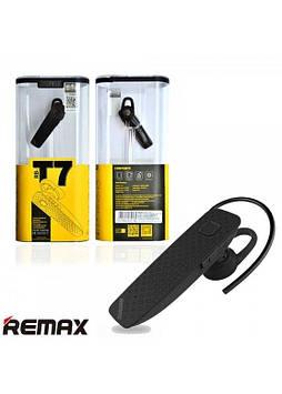 Bluetooth гарнитура Remax Т7 (original)