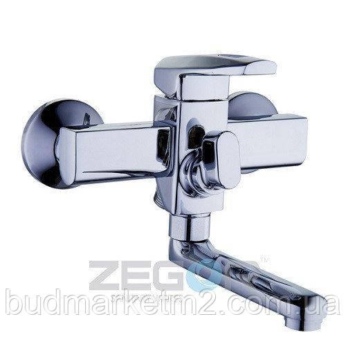 Смеситель для ванны ZEGOR (TROYA) NOF3-A033 (Z65-NOF3-A033)