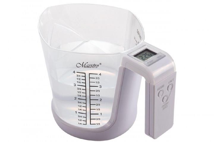 Весы кухонные электронные Maestro - MR-1804 до 3 кг