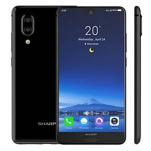 Смартфон Sharp Aquos C10 Black  5.5` NFC 2 SIM  4/64гб Global, фото 2
