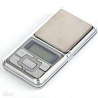 Ювелирные карманные весы Pocket scale MH-100 с ценной деления 0.01 г