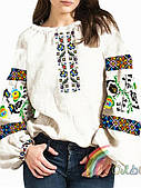 Заготовки жіночих сорочок в стилі ЕТНО