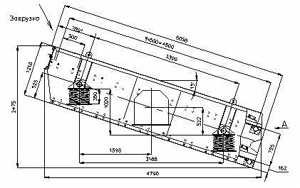 Грохот ГВи-8х2-М (ГИЛ 52М)