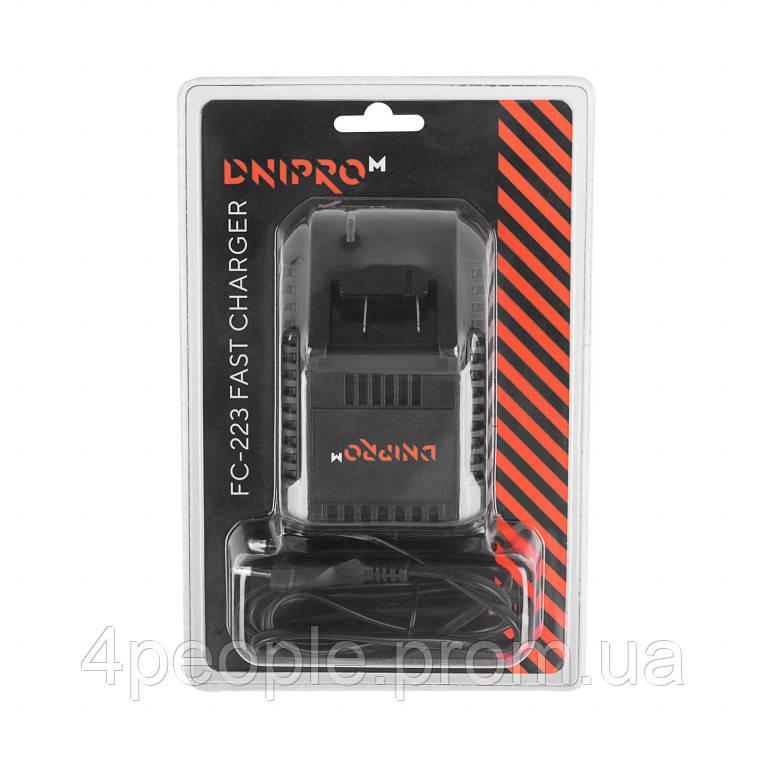 Зарядное устройство Dnipro-M FC-223|СКИДКА ДО 10%|ЗВОНИТЕ