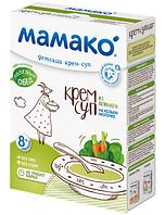 MAMAKO Крем-суп на козьем молоке из шпината 8м+ 150г Суміш молочна суха