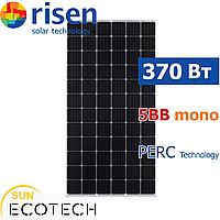 Монокристаллические панели Risen RSM72-6-370M PERC