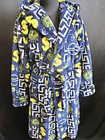 Махровый халат для подростков доллар 10 лет