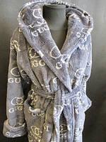 Подростковый халат махровый бренд  8 лет, фото 1