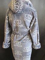 Подростковый халат махровый бренд 6 лет, фото 1