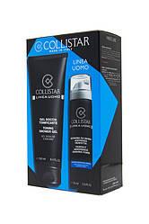 K28476 Collistar Men Гель для душа TONIFICANTE + пена д/бритья мл Код 23728