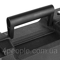 Кейс пластиковый к перфоратору Dnipro-M DHR-200|СКИДКА ДО 10%|ЗВОНИТЕ, фото 3
