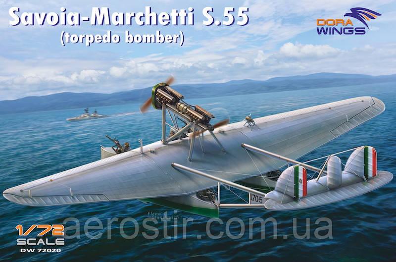 Savoia-Marchetti S.55 1/72 Dora Wings 72020