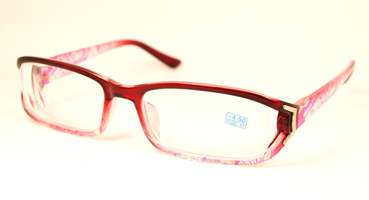 Женские очки для зрения (9088 кр)