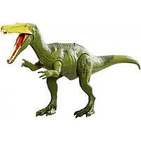 Jurassic World динозавр Барионикс со звуковым эффектом Dino Rivals Roarivores Baryonyx Jurassic Park Action Figure