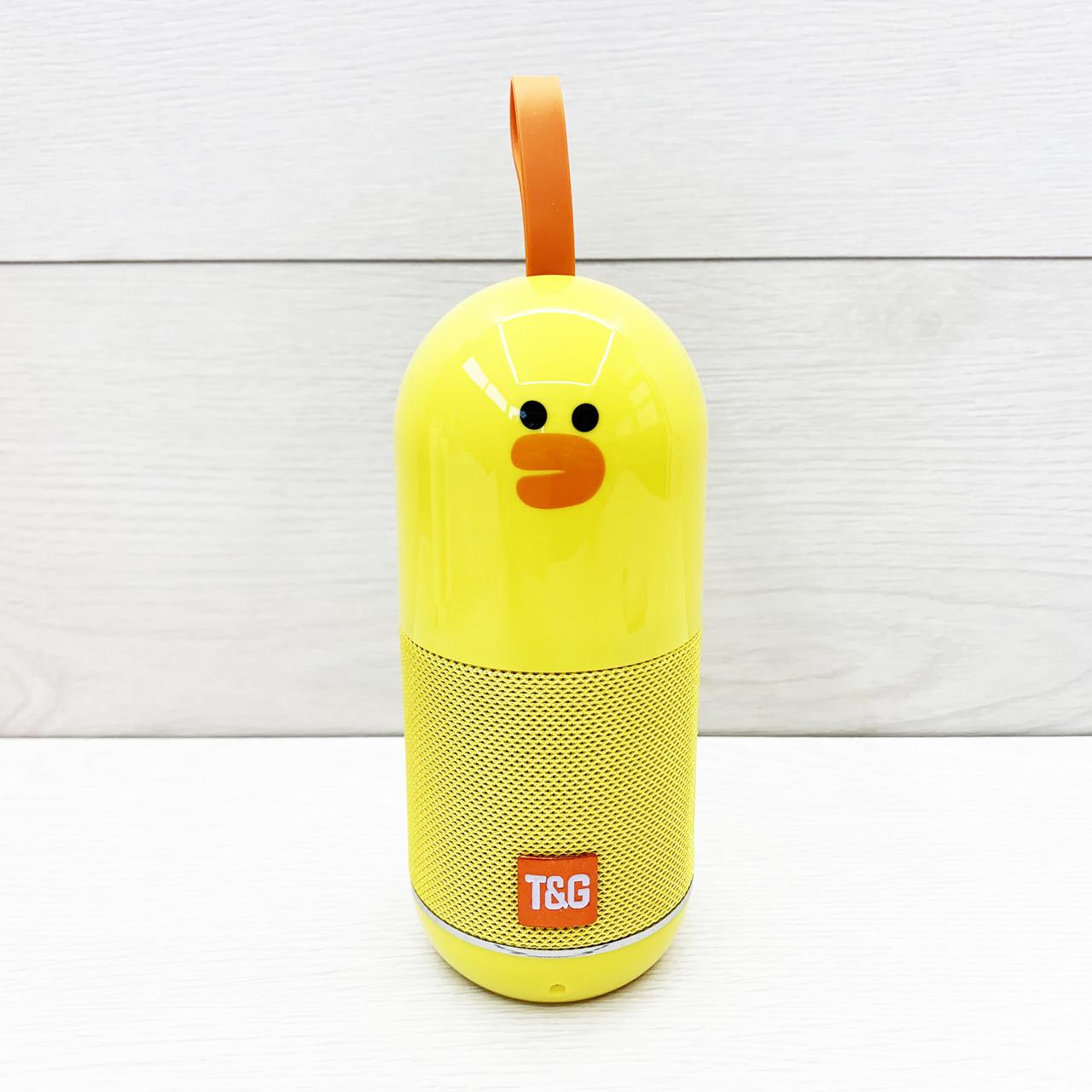 Портативная колонка T&G TG502 (duckling)
