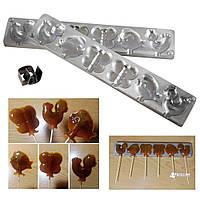 Форма для приготовления леденцов и конфет «Бабочки»
