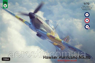 Hawker Hurricane Mk. II B 1/72  Fly  72044