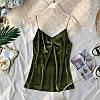 Летняя бархатная маечка 42-44 (в расцветках), фото 5