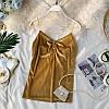 Летняя бархатная маечка 42-44 (в расцветках), фото 4