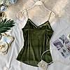 Летняя бархатная маечка 42-44 (в расцветках), фото 8