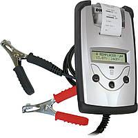 ВТ501 DHC электроный тестер аккумуляторов с распечаткой результатов