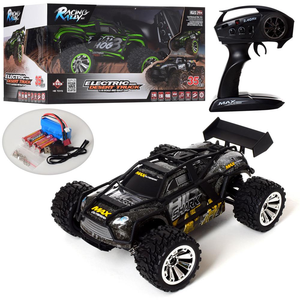 Купить Радиоуправляемые игрушки, Машина HB-ZG1803-4 р/у2, H&B