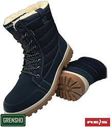 Ботинки рабочие зимние Reis Польша (спецобувь утепленная) BOIGLOO G