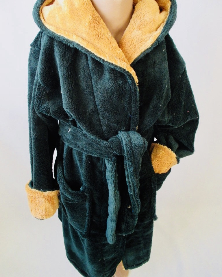 Детский махровый халат 2 года