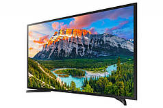 Телевизор Bravis LED-43G5000 + T2 black (8329912)