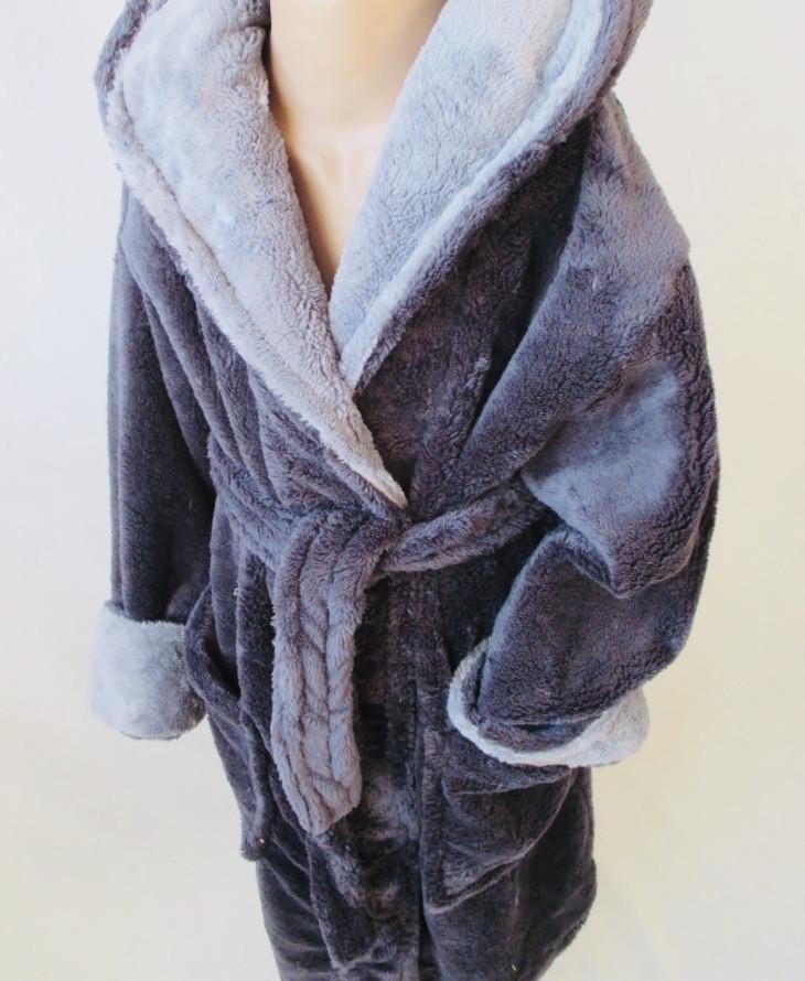 Детский махровый халат 8лет