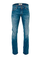 Мужские джинсы Art&Craft голубого цвета с потертостями прямо из магазина Pierre Cardin