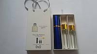 Подарочный набор парфюмерии Dolce&Gabbana Light Blue Pour Homme с феромонами