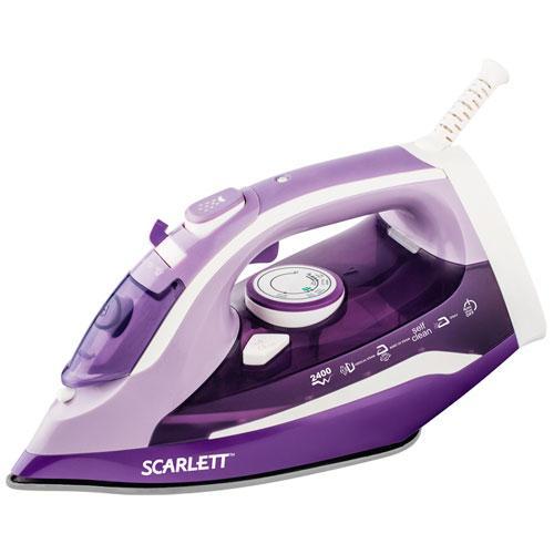 Утюг Scarlett SC-SI30K16 Фиолетовый (5000229)