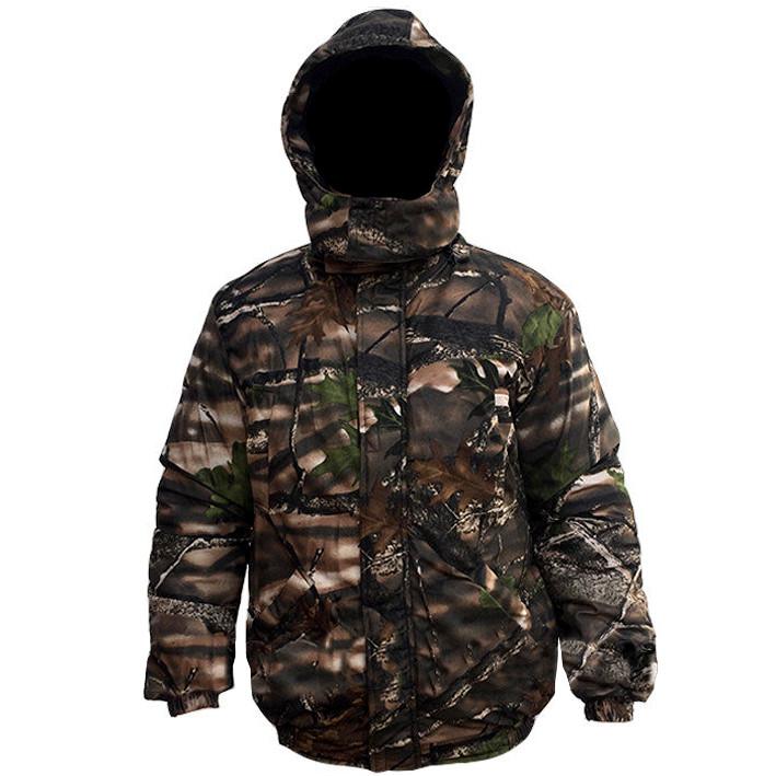 Куртка зимняя для охоты и рыбалки «Лес-1»