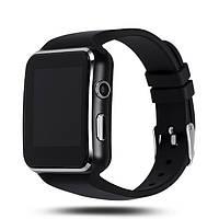 Смарт-часы Kronos Smart Watch X6 S Черные (gr_008319)