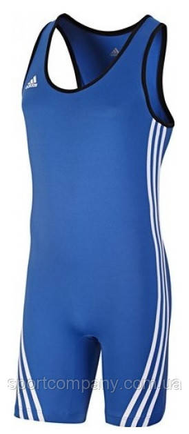 Костюм для тяжелой атлетики adidas Base Lifter Weightlifting Suit Blue