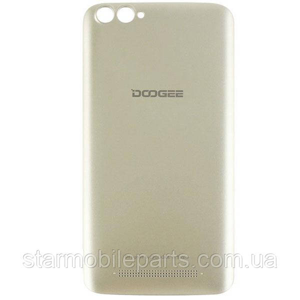 DOOGEE Задняя крышка Doogee X30 (золотая)