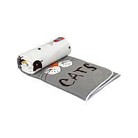 Одеяло Руно My Cat силиконовое полуторное 140*205 см арт.321.137СЛК_My cat