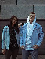 Джинсовая куртка Staff x Tomasch