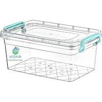 Пластиковый контейнер прозрачный 2 л