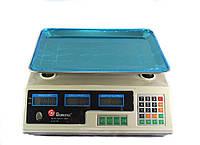 Торговые электронные весы до 50 кг Domotec MS-228