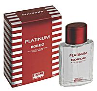 Туалетная вода Platinum Bordo edt M 100ml