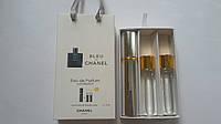 Подарочный набор парфюмерии Chanel Bleu De Chanel с феромонами