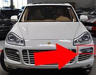 Porsche Cayenne 955 Turbo 07-10 поворотник в бампер повторитель поворота левый новый оригинал