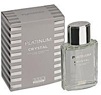 Туалетная вода Platinum Cristal edt M 100ml