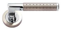 Дверная ручка MRL-44 CP/SN