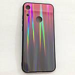 Чехол Huawei Honor 8A Holografic Pink/Black, фото 3