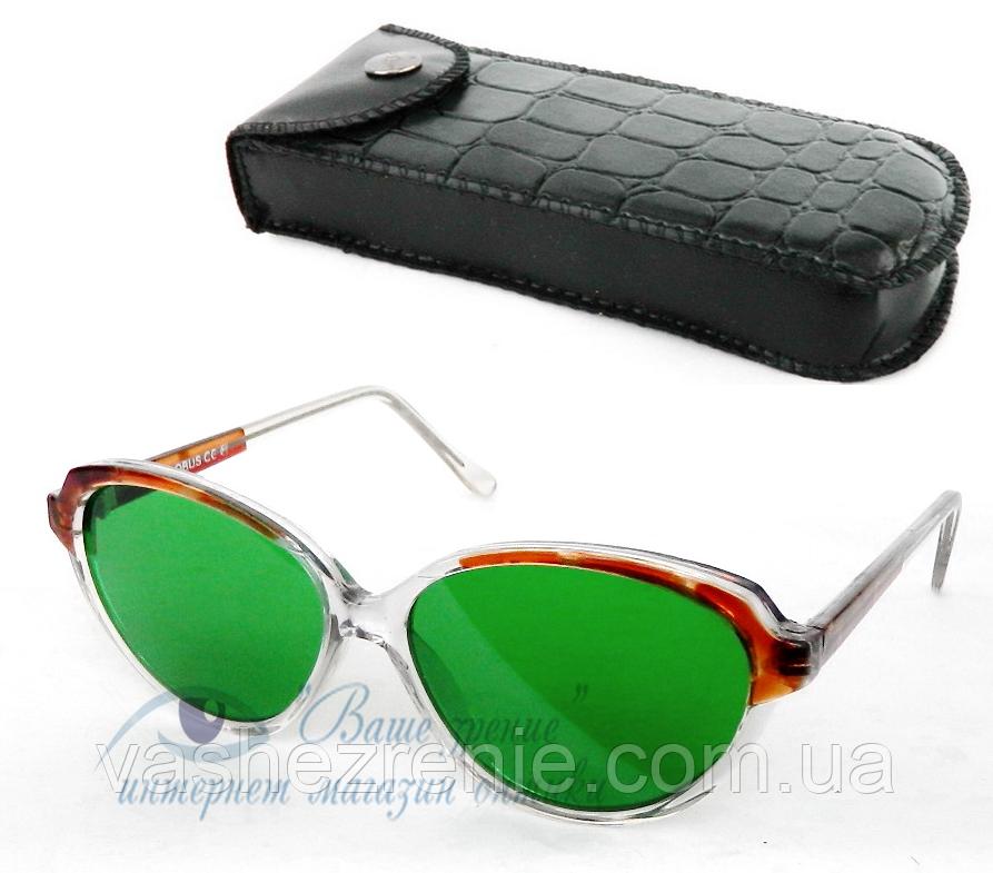 Очки глаукомные (СТЕКЛО!), женские Код: 5648